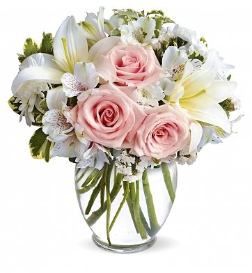Chicago Flower Delivery on Best Wishes Bouquet  Flower Bouquets   A Popular Bouquet For Any