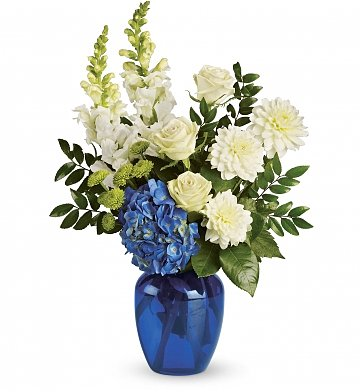 Flower Bouquets: Divine Devotion Bouquet