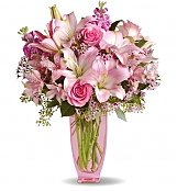 Flower Bouquets: Pretty in Pink Bouquet