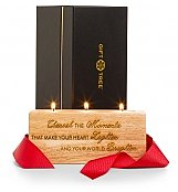 Home Decor: Cherished Moments Candle