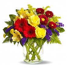Flower Bouquets: Garden Parade Bouquet