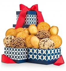 Cookie Gift Baskets: Cookie Cravings Duo