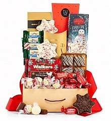 Chocolate & Sweet Baskets: Holiday Chocolate Delight