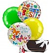 Balloons & Chocolate: Thinking of You Balloons & Chocolates-4 Mylar
