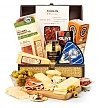 Cheese, Charcuterie Gifts: Top Shelf Charcuterie and Cheese Basket